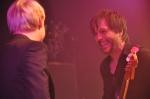 On stage at the Shibuya Boxx - Stoffer & Søren K